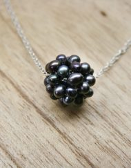 Freshwater pearl pendant | Starboard Jewellery