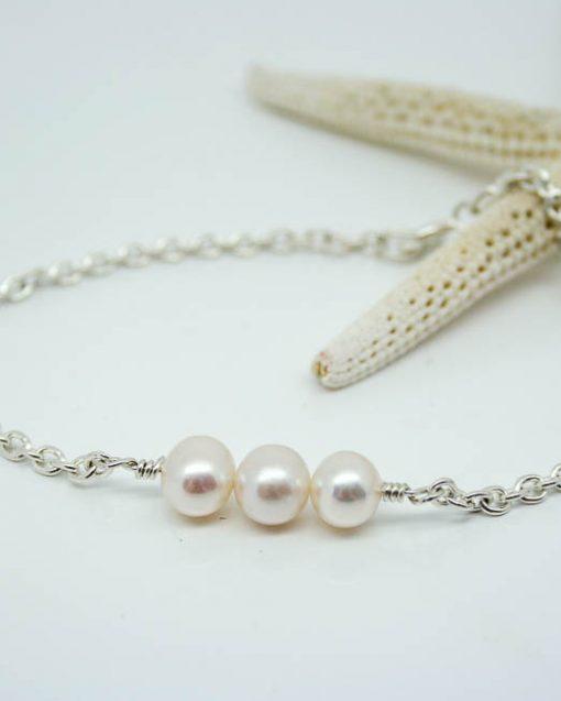 Pearl bracelet jewellery