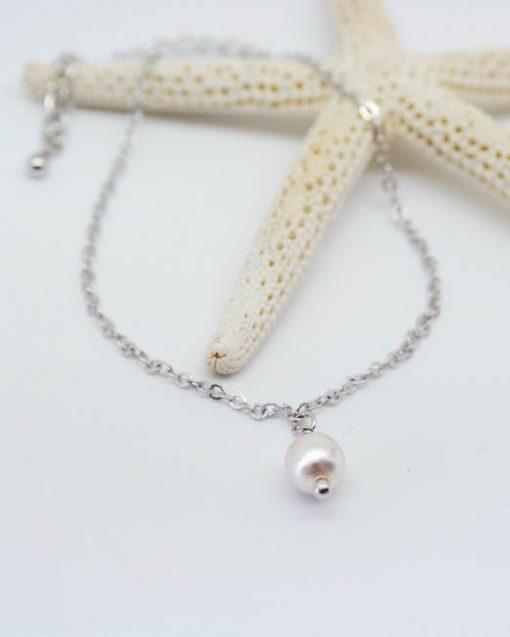 Swarovski pearl bracelet 1